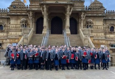 Form 1's Fascinating Visit to Hindu Mandirs