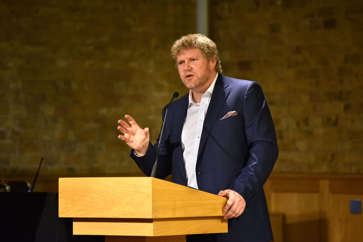 Festival 2020 talk by Matthew Hoggard