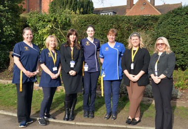 Meet the Mental Health First Aid Team