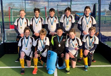 U13 Boys' Hockey Team Crowned County Champions