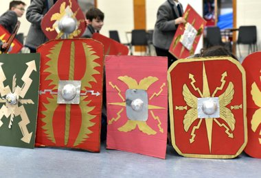 Roman Invasion Shields