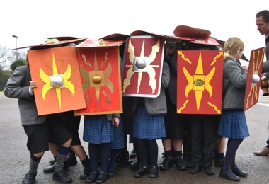 Roman Invasion Formation