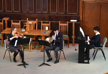 URC Lunchtime Recital Chamber Music