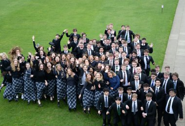 Fond Farewell, For Now, to the Upper Sixth