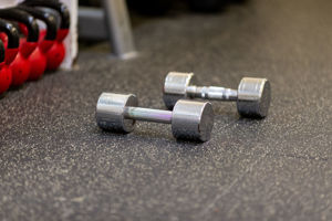 Weights fitness equipment