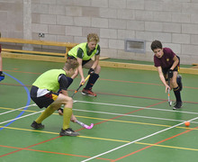 Indoor Hockey Coaching Senior School