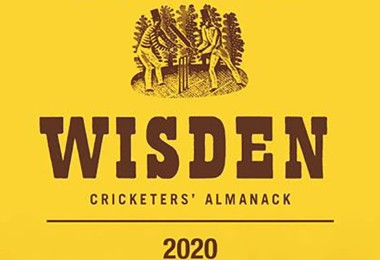 OS Cricketers Recognised in Wisden Almanack 2020