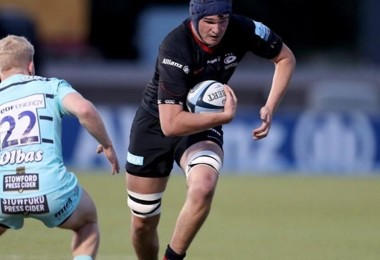 Old Stortfordians Lead Saracens to Victory