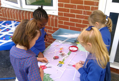 Year 1 Building Houses Group