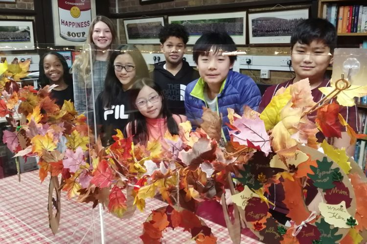PS Boarders and Thanksgiving Wreaths