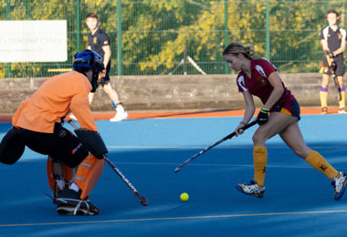 Fantastic Finale in Upper Sixth Mixed House Hockey