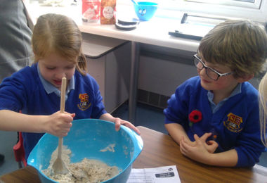 Year One Chapatis