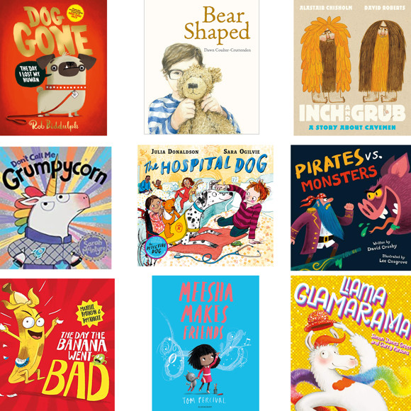 Picture Book Award 2021 Shortlist