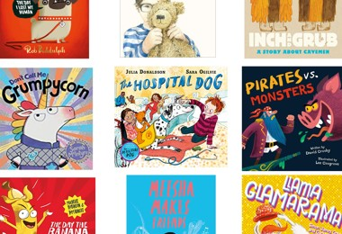Picture Book Award 2021 Shortlist is Revealed!
