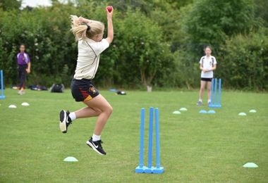 Prep school cricket 1
