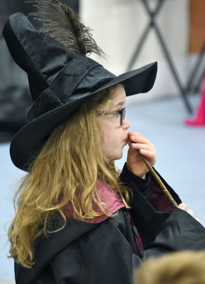 Harry Potter Book Night Festival of Literature 2016