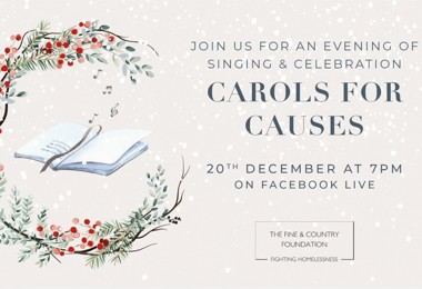 Fine & Country Carols for Causes