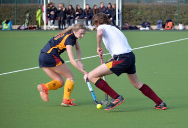 1st XI Boys and Girls Go Head to Head