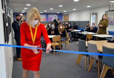The Sixth Form Learning Centre is Officially Open