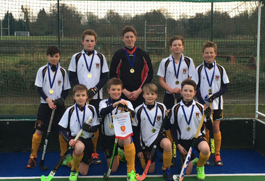 U13 County Hockey Champions