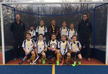 U13s IAPS East Winners