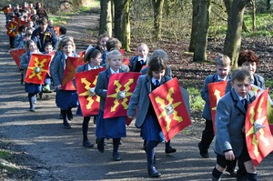 Prep School Shell Roman Invasion Day