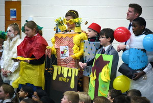 Prep School Fairtrade Fortnight