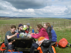 Duke of Edinburgh picnic