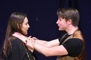 Upper Sixth Form Students Drama Performance