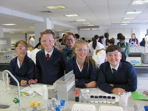 Salters Science Festival