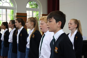 Prep School House Music 2
