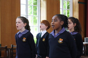 Prep School House Music 1