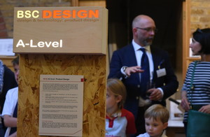 A Level Product Design Show 2016