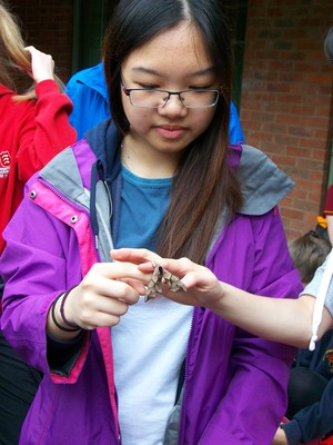 Lower Sixth biology trip moth