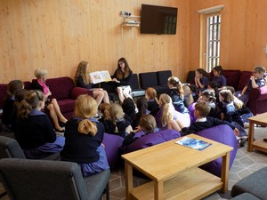 Share-A-Story Month in Alliott House