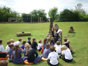 Prep School Share-A-Story Month at Pre-Prep