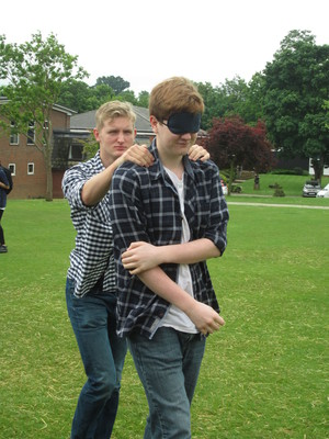 Sixth Form teambuilding activity