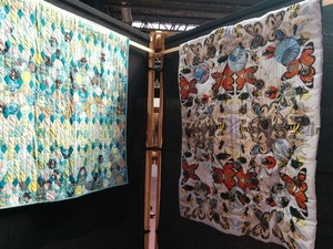 AS Art student enters quilt into national exhibition