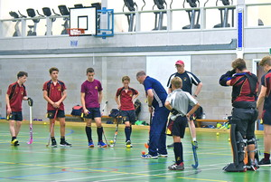 Indoor Hockey Coaching