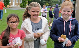 Prep School pupils enjoying Charity Day