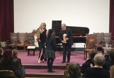 Lucy Parham and Michael Maloney Perform Rêverie