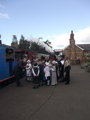 Colne Valley Victorian Fantasy Day 2