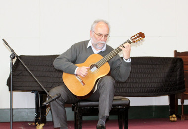 Wonderful Lunchtime Guitar Recital & Workshop