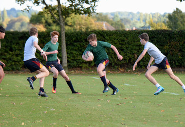 Thrilling House Rugby