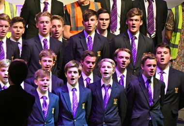 Senior School House Music 2016 Hayward
