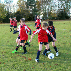 Prep School House Football