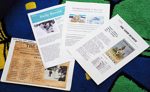 Prep School Library Olympic Challenge Nov 16 articles