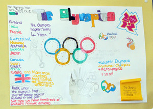Prep School Library Olympic Challenge Nov 16 poster