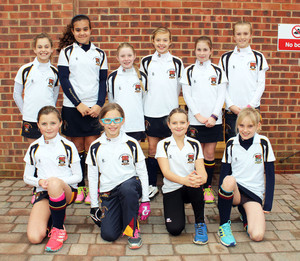 U11 County Hockey Team