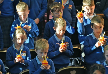 Pre-Prep Christingle Service